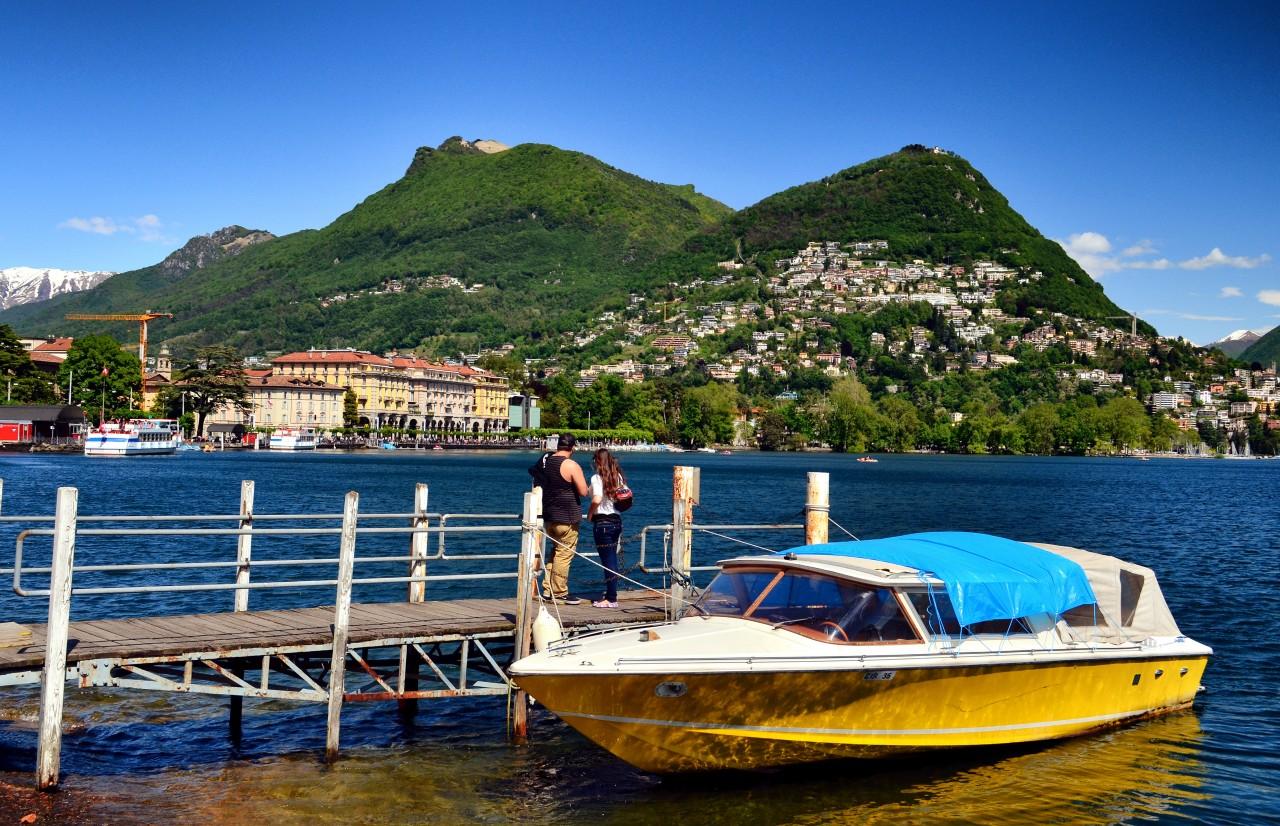 Lugano e i suoi colori zoom giornale di brescia for I suoi e i suoi bagni